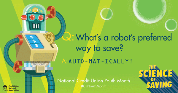 National Credit Union Youth Month
