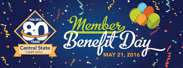 Member Benefit Day 2016