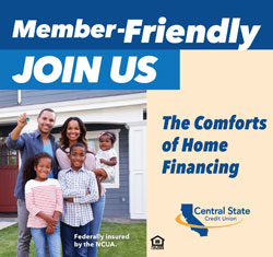 The Comforts of Home Financing.