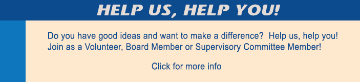 Volunteer for Board or Supervisory Committee Board Member